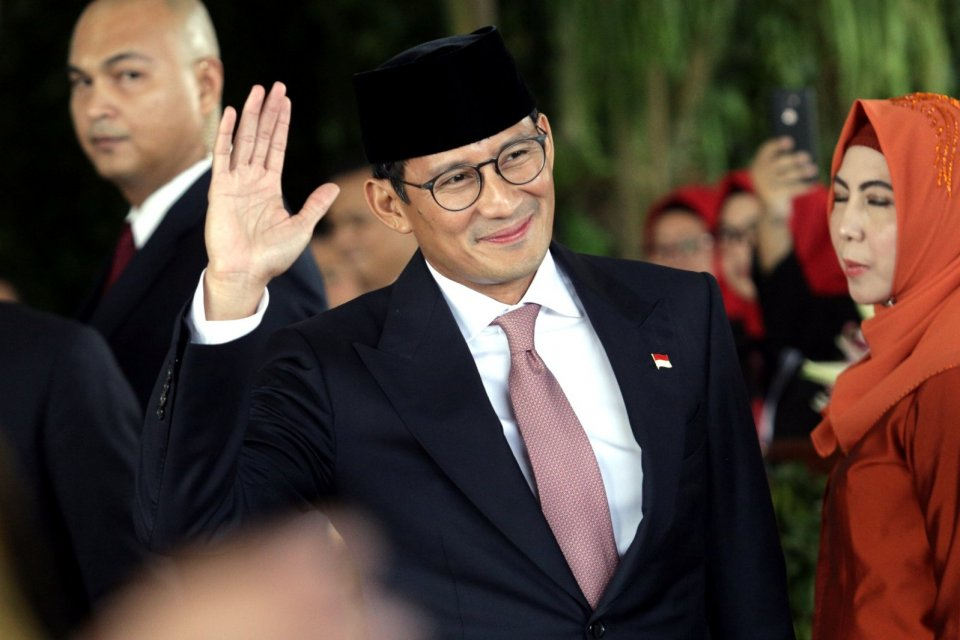 Soal Cawagub DKI Jakarta, Sandiaga Uno: Jangan 'Baper'