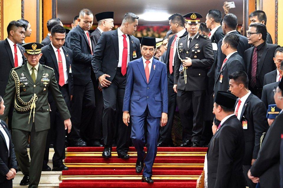 Jokowi, program kerja Jokowi, program kerja jokowi lima tahun ke depan, program kerja jokowi amin, Kabinet baru Jokowi