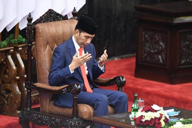 Pelantikan Presiden Dan Wapres 2019-2024