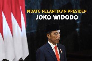 Pidato lengkap Jokowi