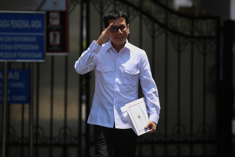Kabinet Jokowi, Wishnutama, kreatif, Menteri.