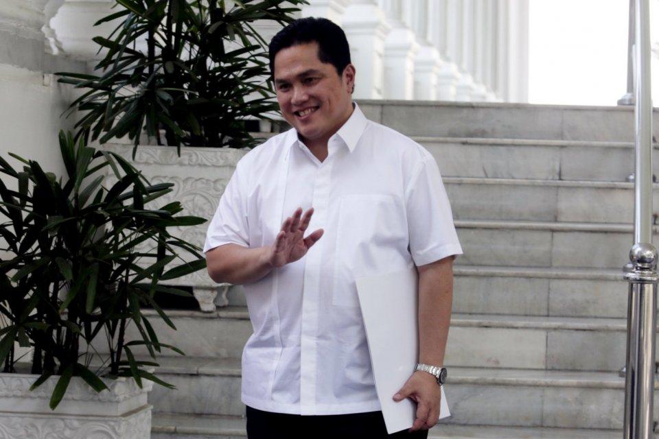 Gaji Kecil dan Kerap Diancam, Menteri bumn Erick thohir mengaku Lebih Enak jadi Pengusaha