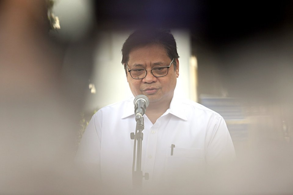 kabinet jokowi, menteri jokowi, Airlangga Hartarto, profil Airlangga Hartarto, politisi Partai Golkar, calon menteri