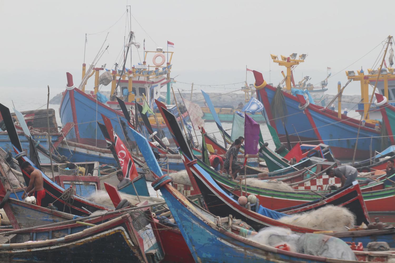 Nelayan Terdampak Kabut Asap