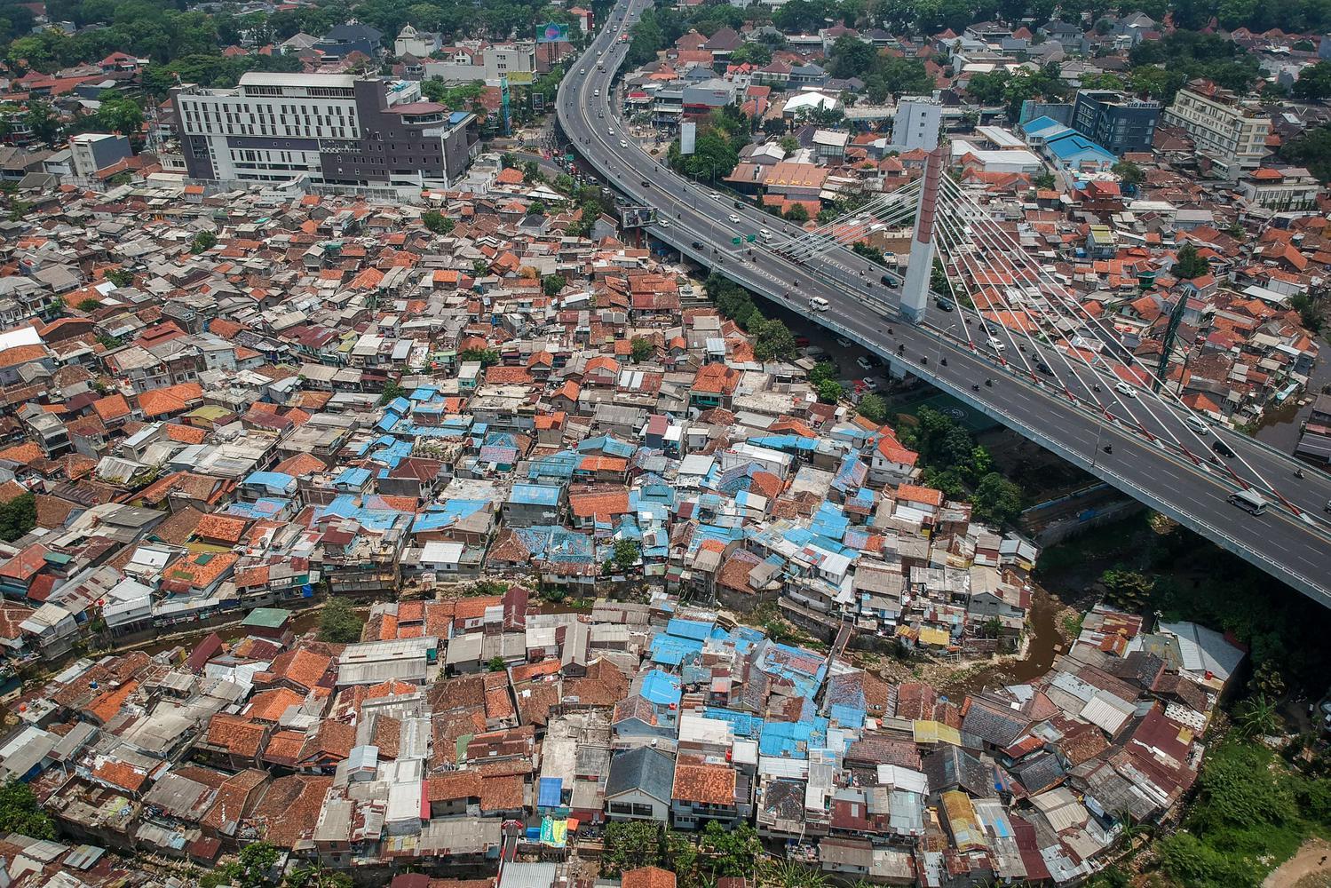 Peningkatan Jumlah Penduduk Di Jawa Barat