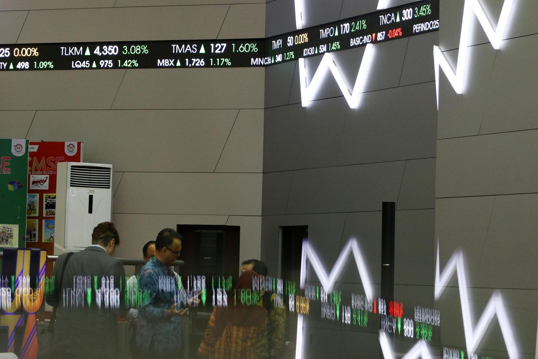 lima bumn ipo 2020, bumn ipo, bursa efek indonesia