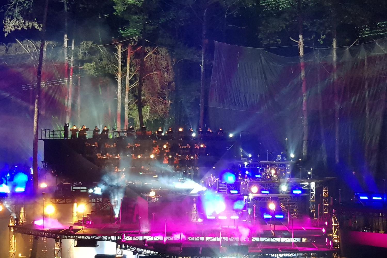 Konser Musik Forestra 2019