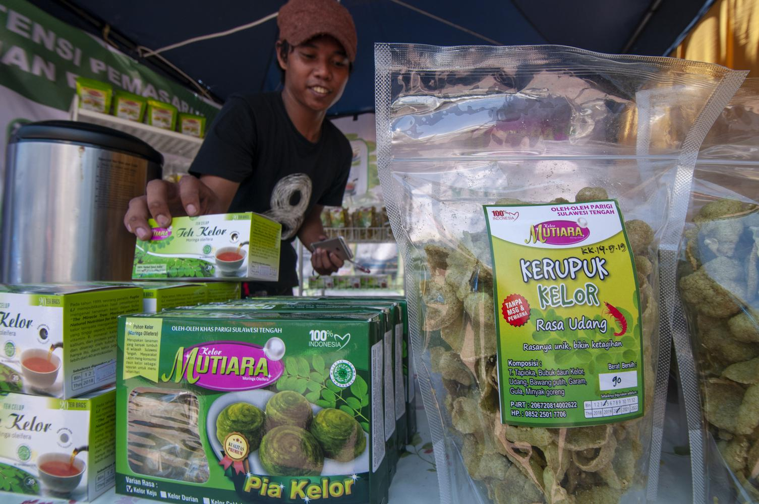 UMKM Bertahan, Pandemi Corona Ciptakan Tren Baru di Bisnis Kuliner