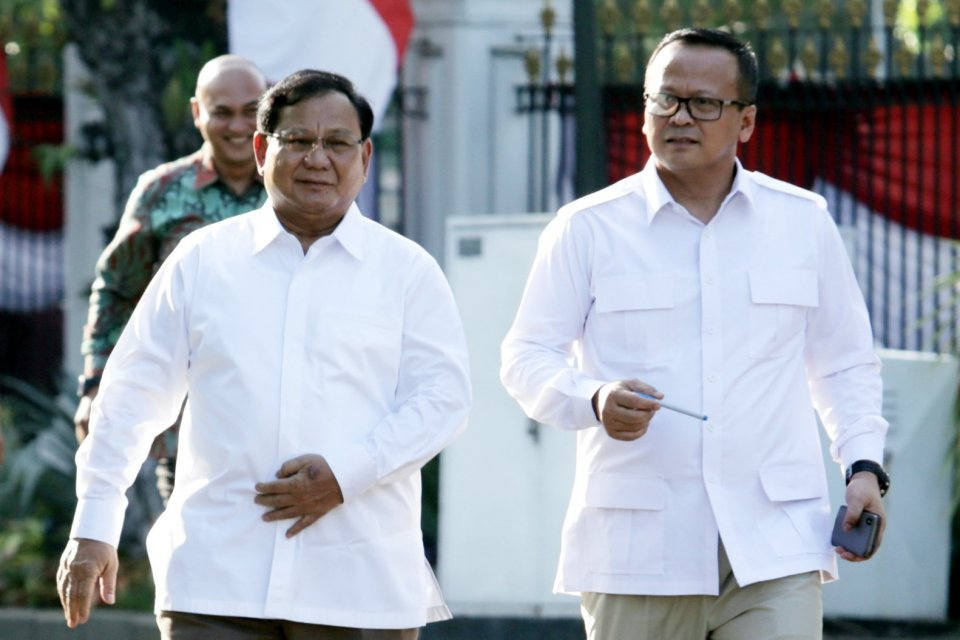 Edhy Prabowo, politisi partai gerindra, calon menteri Jokowi, profil Edhy Prabowo, calon menteri Jokowi dari Gerindra, kabinet Jokowi-Ma'ruf Amin, Prabowo Subianto