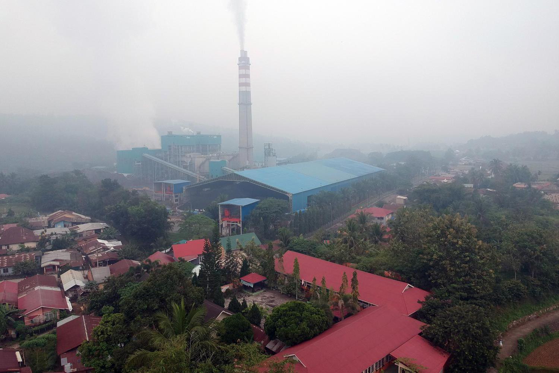 pajak karbon, pltu, batu bara, pembangkit listrik