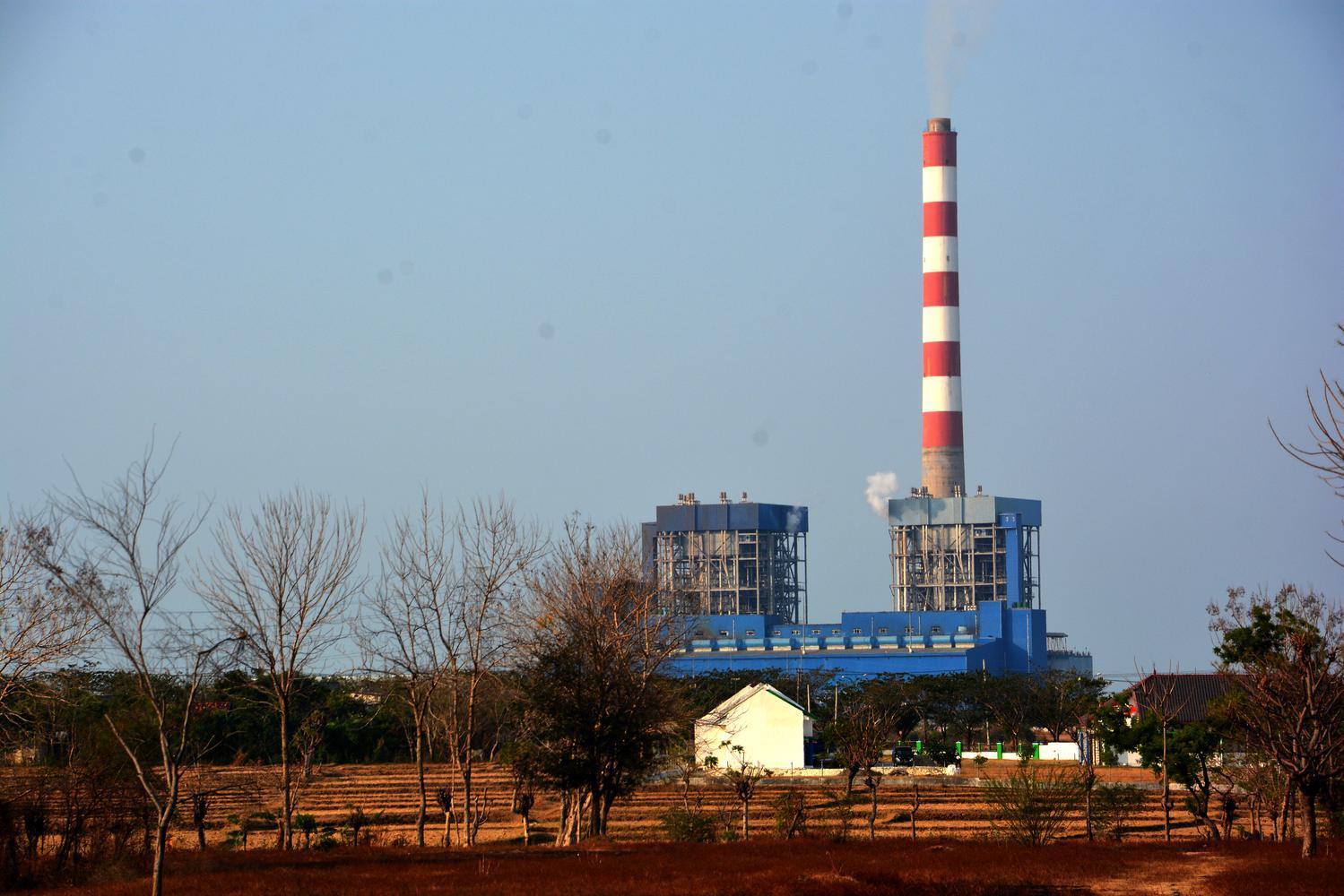 faba, batu bara, limbah, pltu
