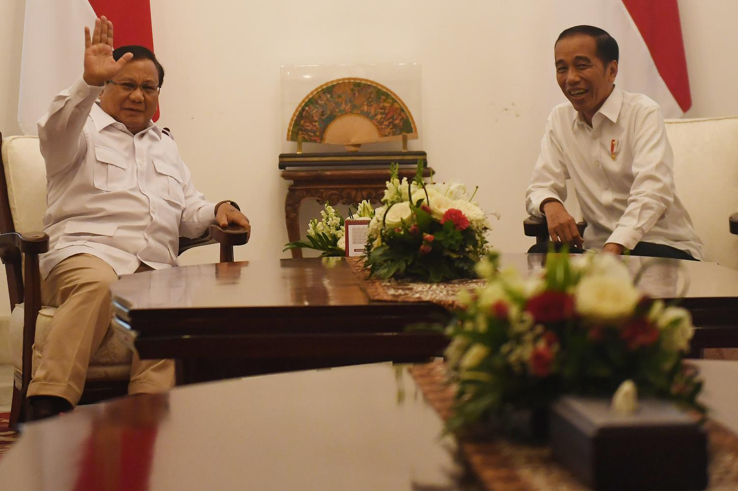Kabinet Jokowi, Prabowo, Menteri Jokowi, Kabinet Jokowi Maruf