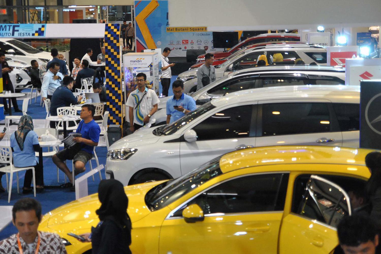 Otomotif, Pandemi Corona, Pajak, Pajak Kendaraan, Kementerian Perindustrian, Sri Mulyani, Gaikindo, Industri.