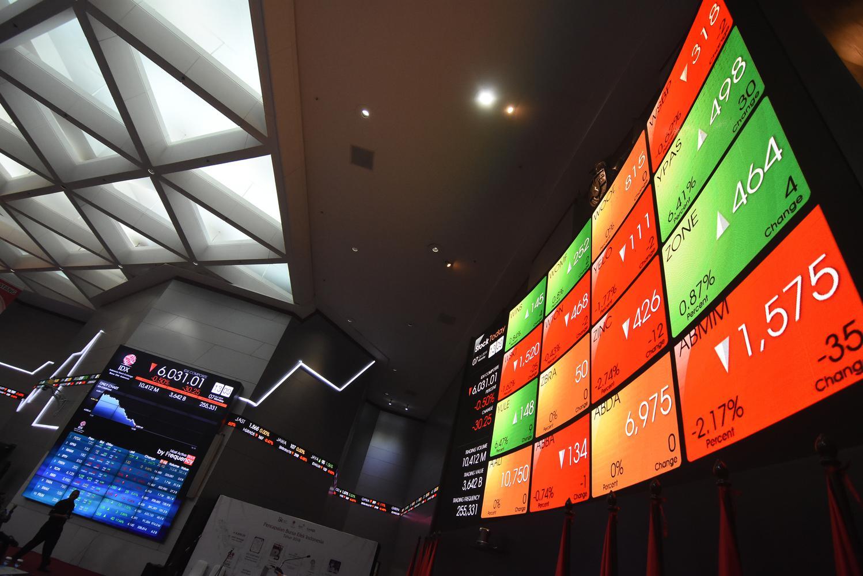 IHSG, saham, rekomendasi saham, ihsg menurun