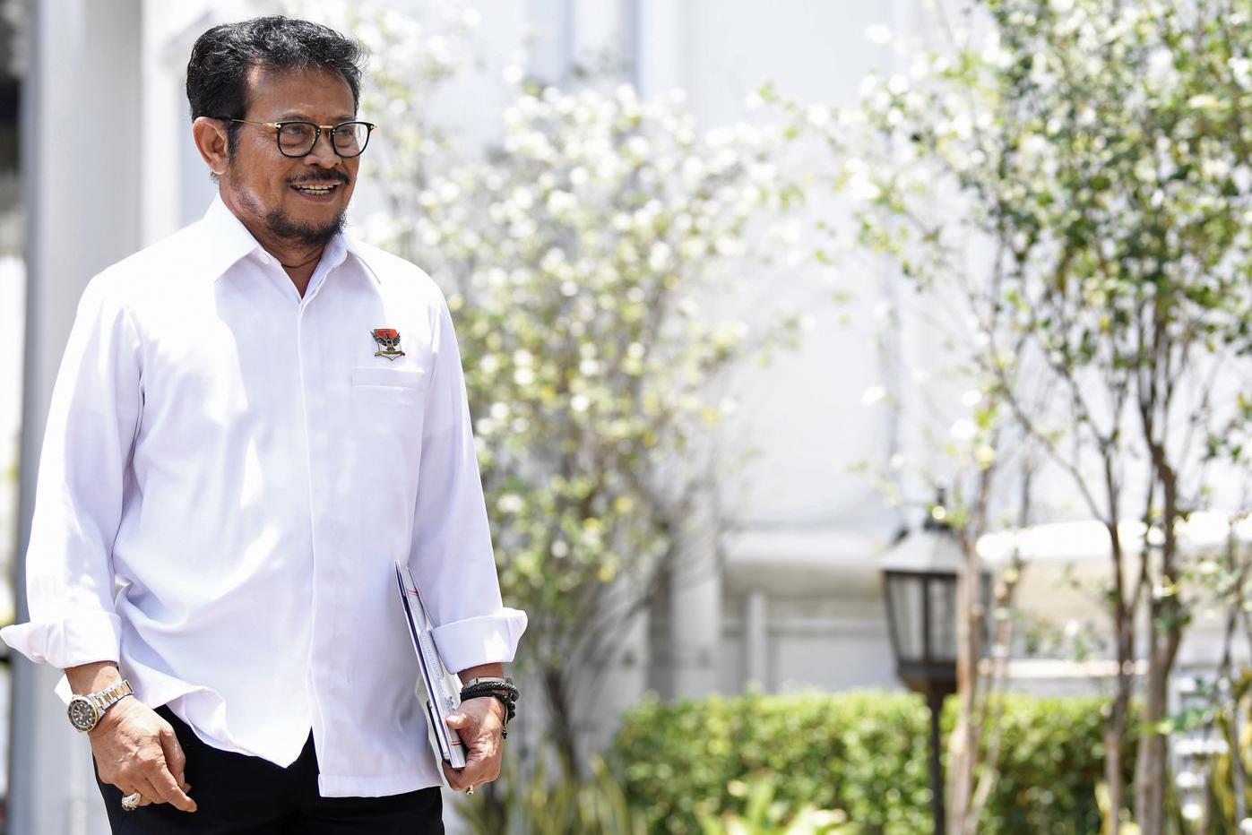 profil syahrul yasin limpo, calon menteri jokowi, syahrul yasin limpo, politisi nasdem, mantan gubernur sulsel