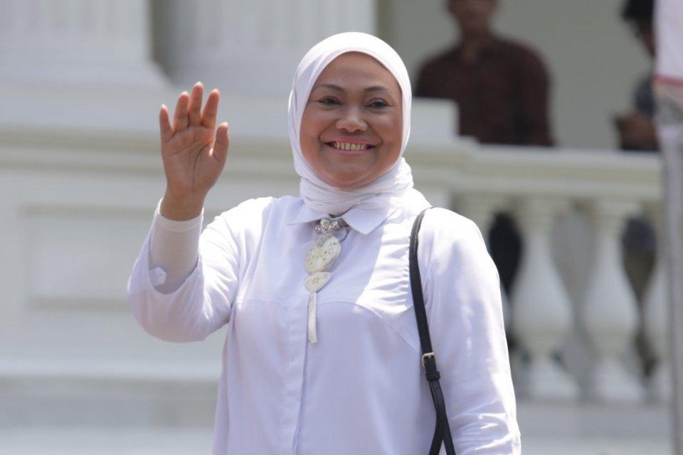 Ida Fauziyah, profil Ida Fauziyah, menteri baru Jokowi, politisi PKB, kabinet indonesia maju, kabinet jokowi-maruf, berita terkini hari ini
