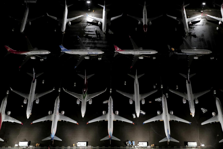 Boeing 737 MAX, larangan terbang, kecelakaan pesawat Lion Air JT610, setahun tragedi Lion Air, KNKT, Ethiopian Airlines, penyebab kecelakaan pesawat Lion Air