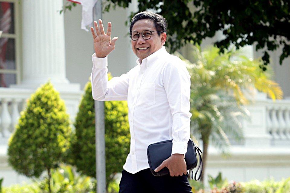 Kakak Cak Imin, Abdul halim, kabinet Jokowi