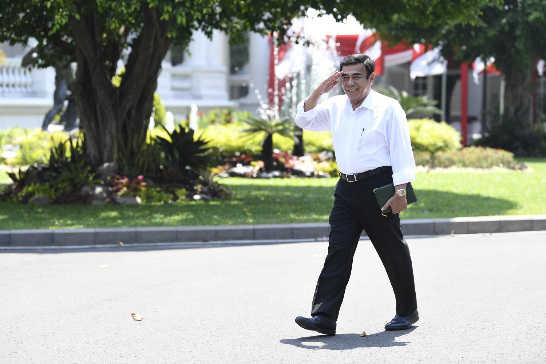 fachrul razi, menteri kabinet jokowi, menteri jokowi 2019, kabinet indonesia maju
