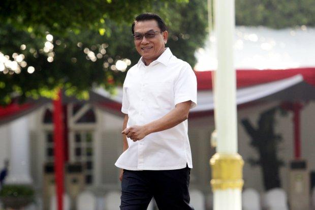 Bambang Brodjonegoro, Moeldoko, calon menteri Jokowi