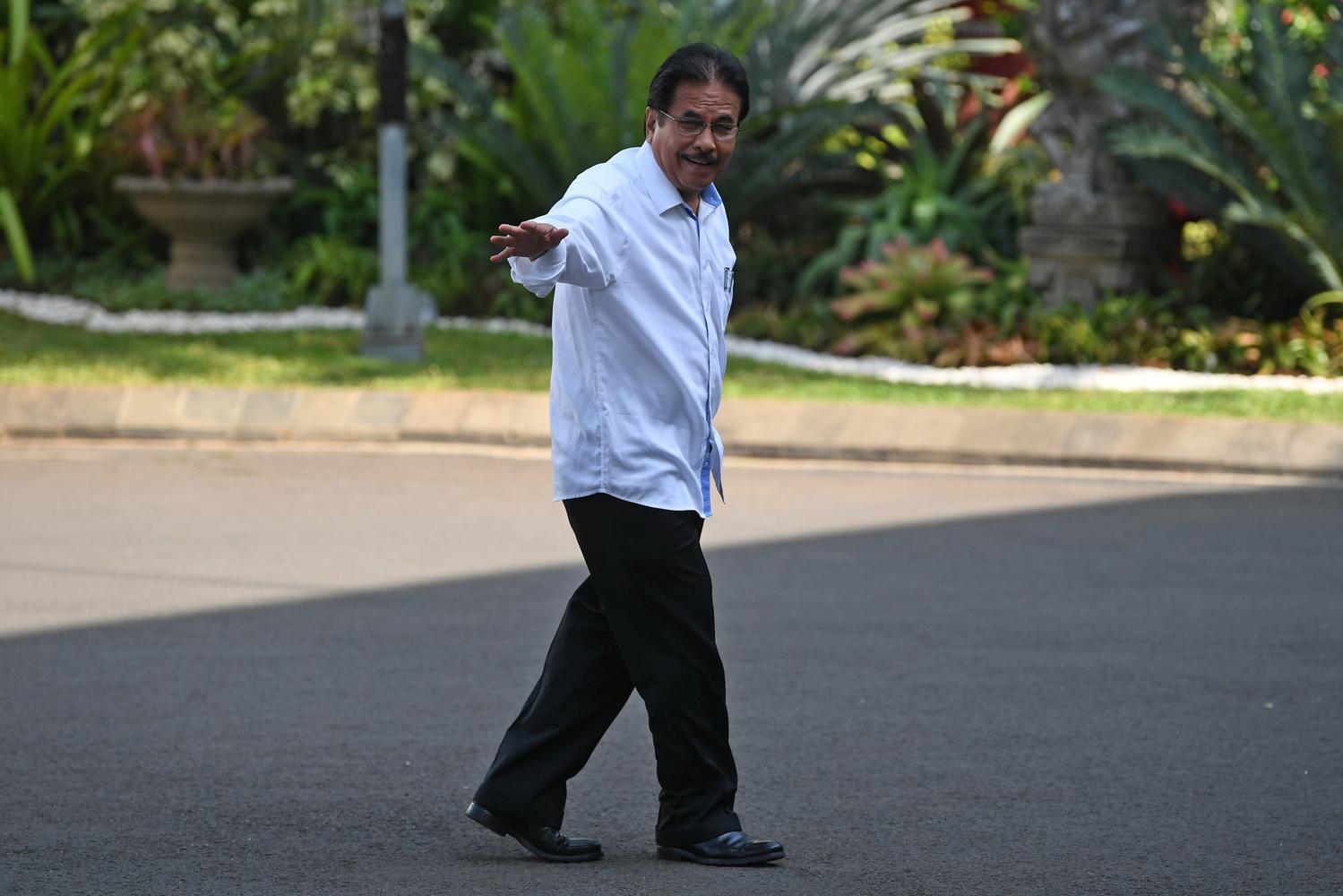 Sofyan Djalil, Kabinet Jokowi-Ma\'ruf