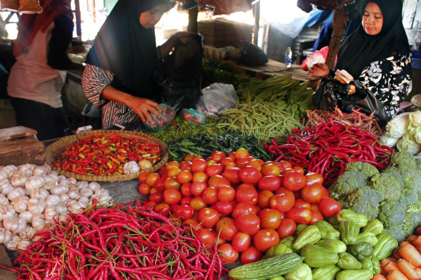 Kemendag Dorong Digitalisasi Pembayaran di Pasar Tradisional.