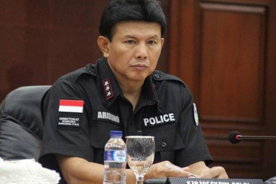 Ari Dono Sukmanto, pengganti Tito Karnavian, Kapolri baru, profil Ari Dono Sukmanto, kabinet jokowi, kabareskrim, wakapolri