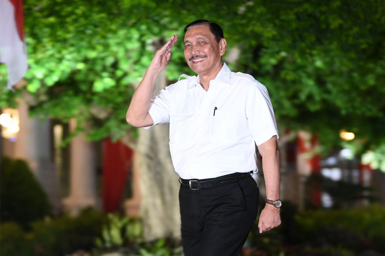 Luhut Binsar Pandjaitan kembali jadi menko maritim