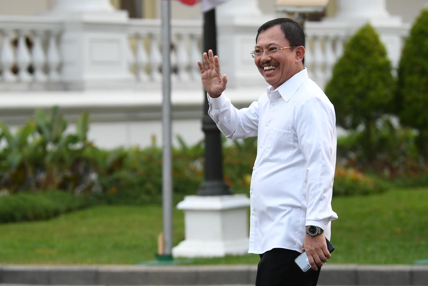 Dokter Terawan Agus Putranto, Menkes, Jokowi, BPJS
