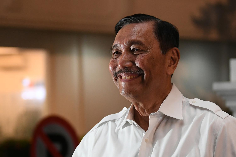 profil Luhut Binsar Pandjaitan, menko maritim dan investasi, Luhut Binsar Pandjaitan, kabinet Jokowi-Ma'ruf, Luhut jadi menteri lagi, berita terkini hari ini