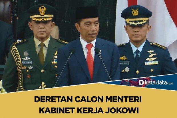 calon menteri jokowi