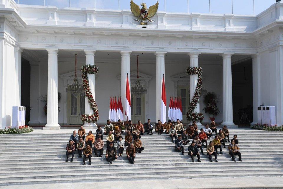 Kabinet Jokowi ma'ruf, Menteri baru, Kabinet Indonesia Maju