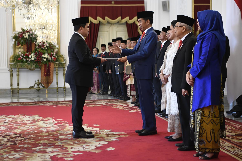 Jokowi, kabinet indonesia maju