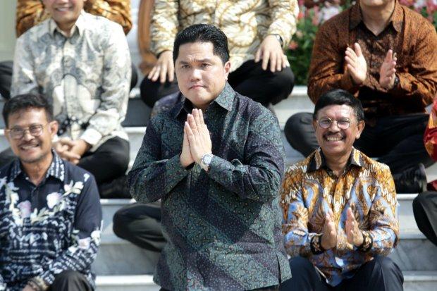 Mahaka Punya Proyek di Garuda, Menteri BUMN Erick Thohir mengaku Tak akan Pilih Kasih, Koruptor Tetap Dicopot