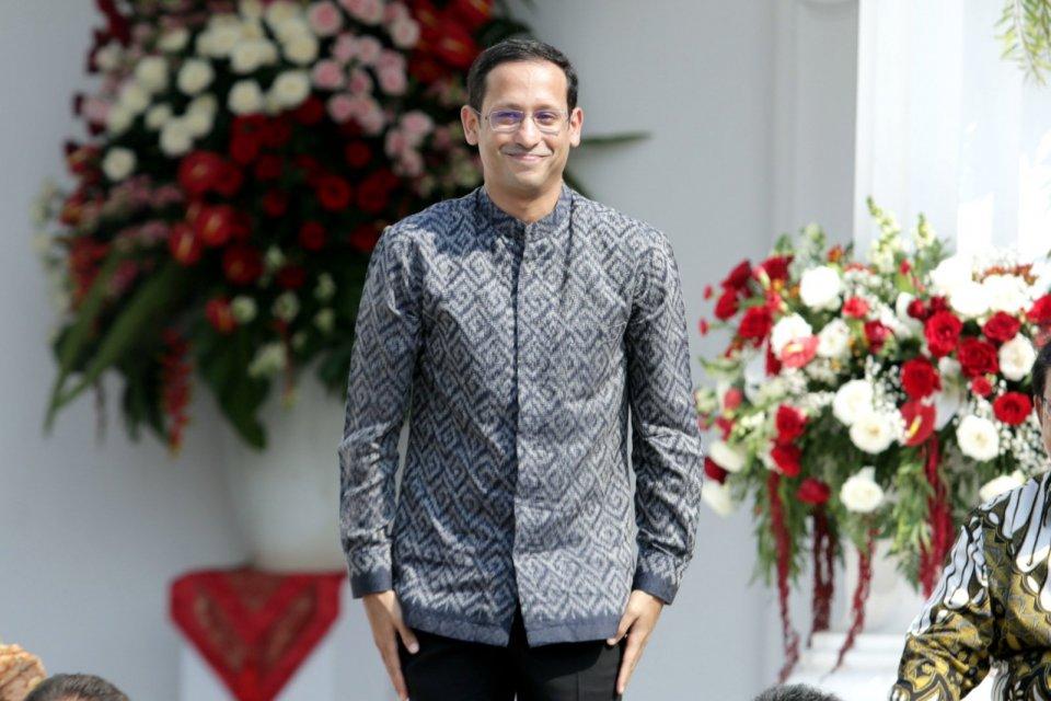 Mendikbud Nadiem Makarim menyampaikan tiga pesan kepada Google, startup dan para unicorn Indonesia