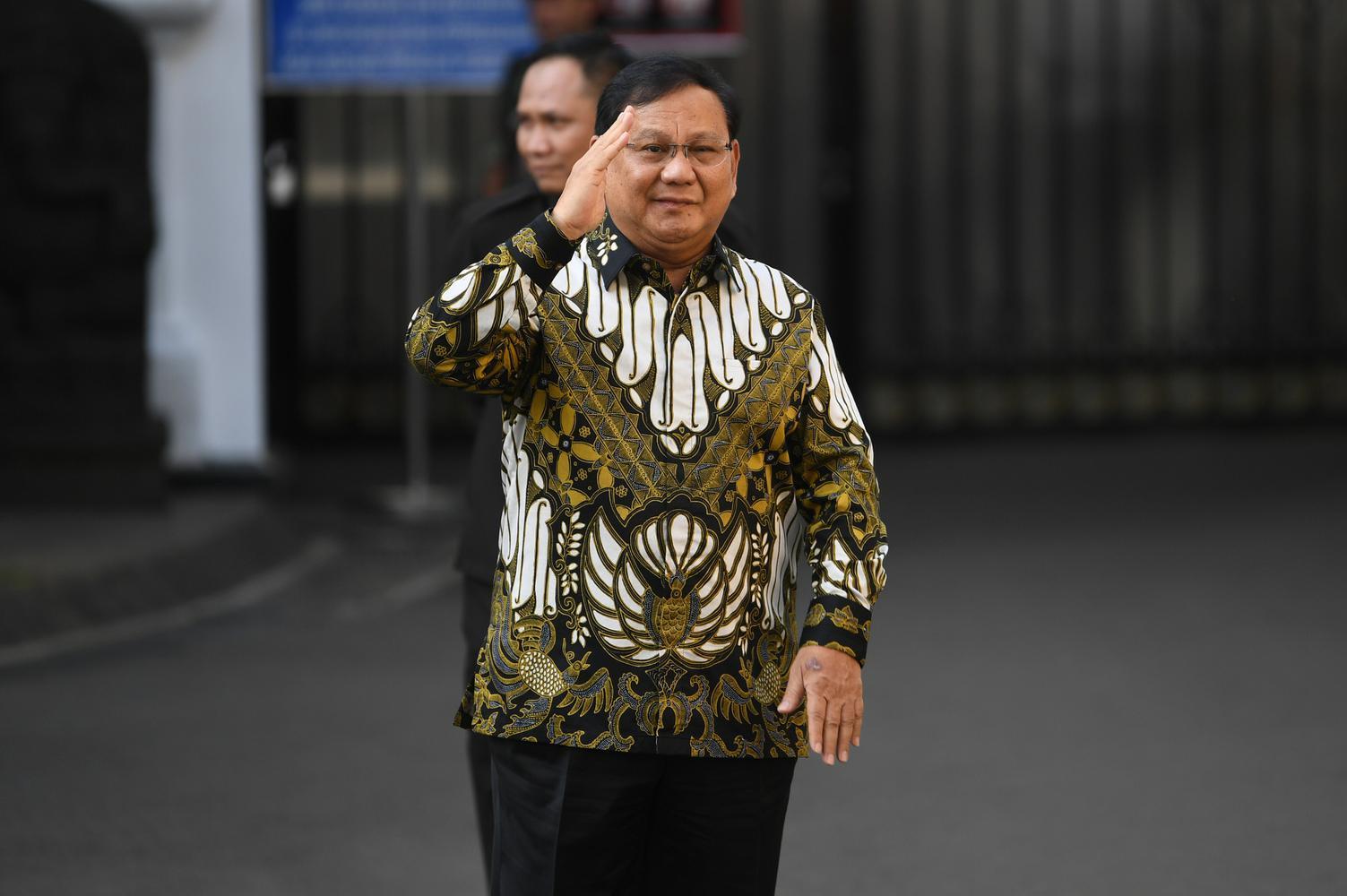 Prabowo, konflik, Jokowi