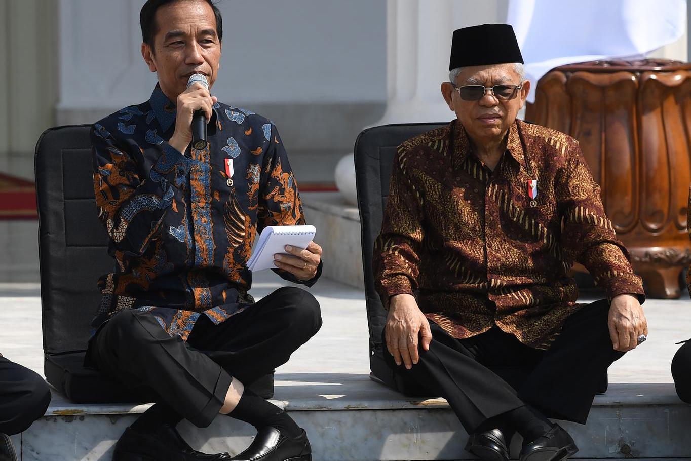 Jokowi, Kabinet jokowi, Ketum Parpol, Menteri