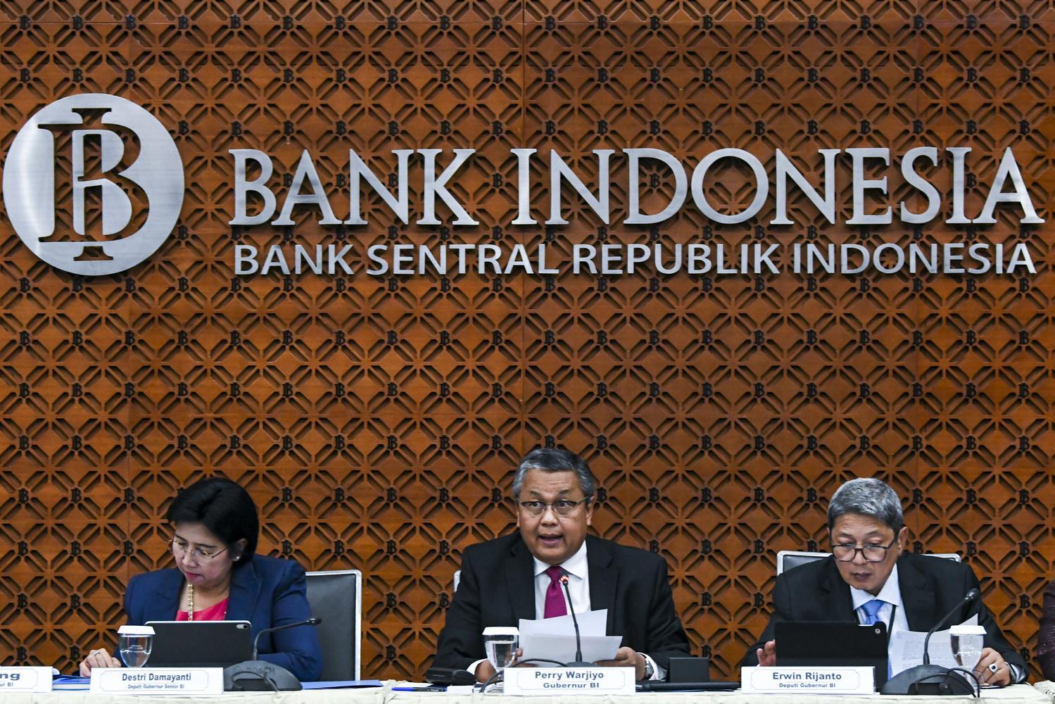 aliran modal asing, bank indonesia, perry warjiyo,