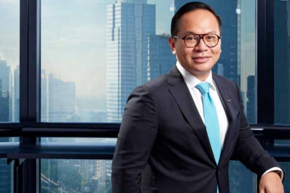 Kartika Wirjoatmodjo, profil Kartika Wirjoatmodjo, dirut Bank Mandiri, wamen BUMN, kabinet jokowi-maruf, kabinet indonesia maju