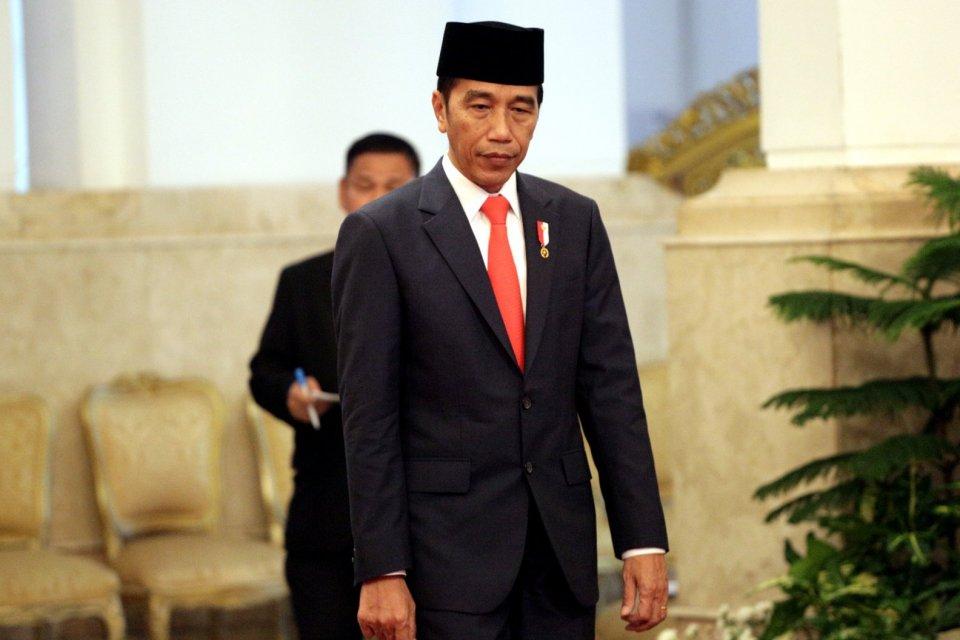 Jokowi, Ekspor, Hilirisasi Industri, Omnibus Law