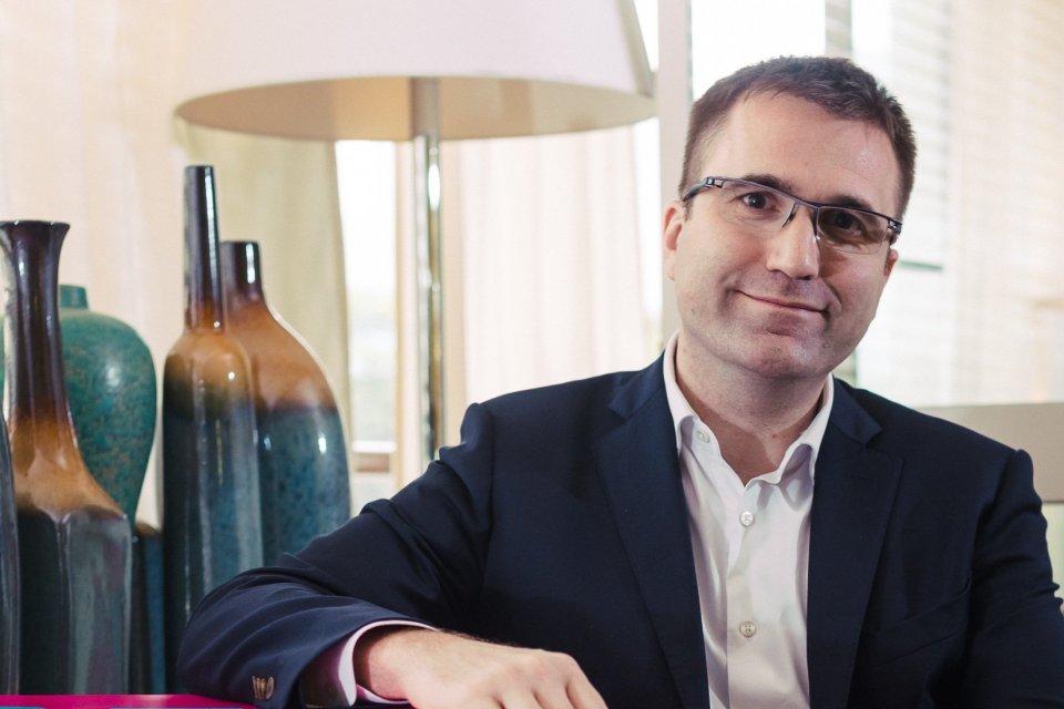 Ilustrasi, CEO Lazada Group Pierre Poignant. Lazada mencatat, jumlah pesanan meningkat 128% secara tahunan per Juni 2019.