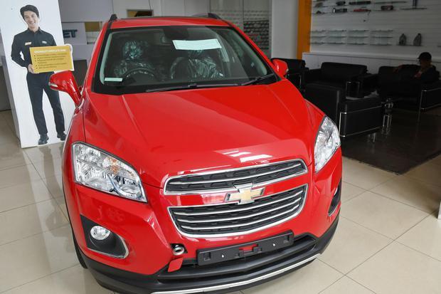 alasan Chevrolet tutup, Chevrolet hengkang dari Indonesia, General Motors Indonesia, pabrik otomotif bangkrut, Chevrolet Spin, Chevrolet Captiva, berita terkini hari ini
