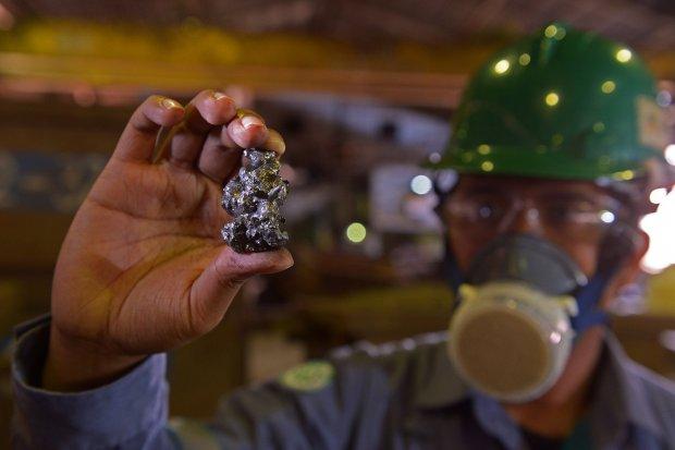 larangan ekspor nikel, bea keluar nikel, bea cukai