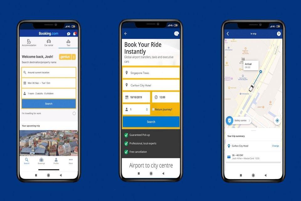 Startup pemesanan hotel, Booking.com bakal meluncurkan layanan Grab di platform-nya untuk pengguna Indonesia dan Thailand pada akhir tahun ini