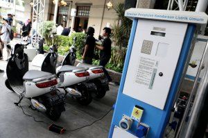 PLN Electric Vehicle Charging Station Introduction