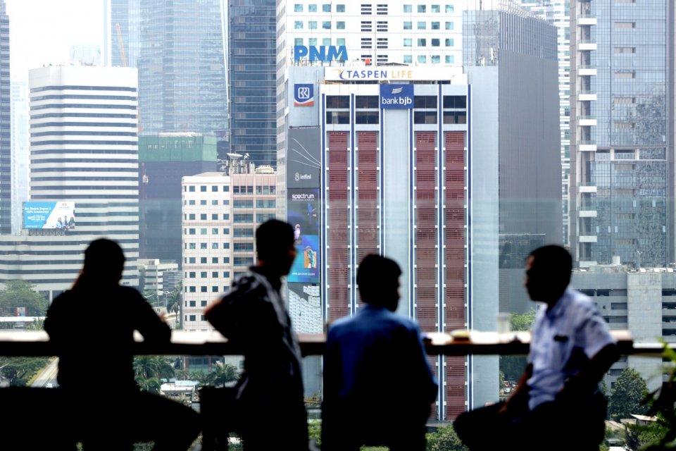 indeks tendensi bisnis, indeks tendensi konsumen, pertumbuhan ekonomi