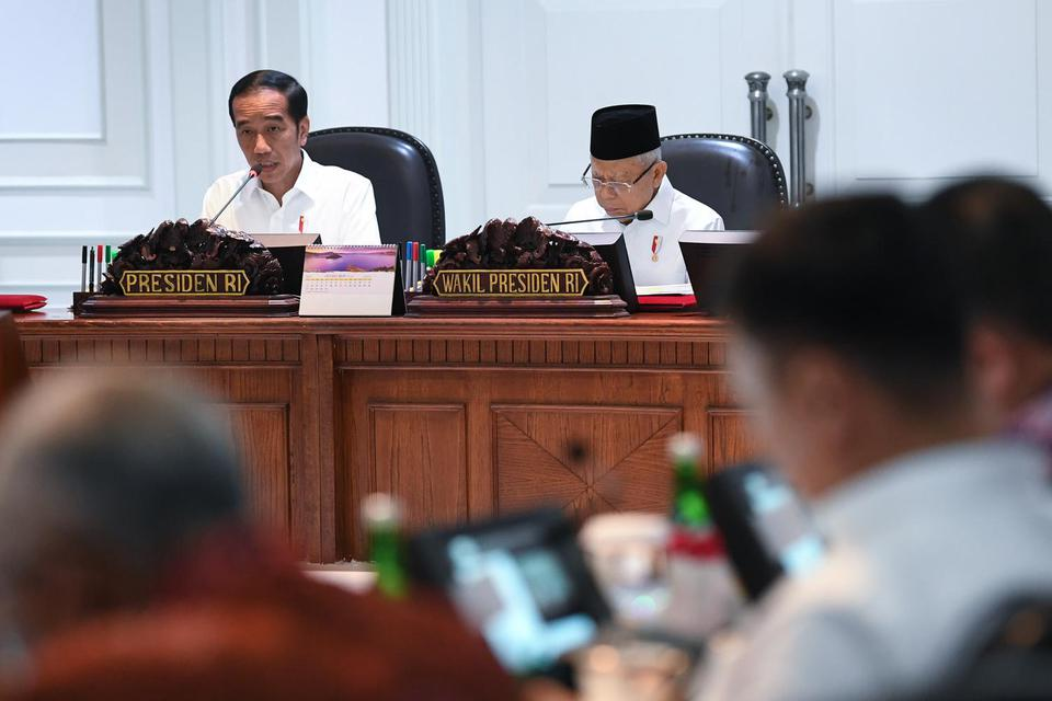 perjanjian dagang, jokowi perintahkan perjanjian dagang, ancaman resesi global
