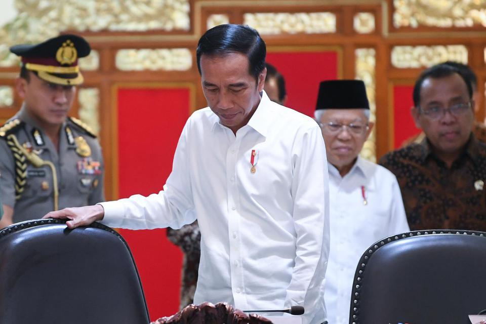Jokowi, Perppu KPK, Uji Meteri di MK