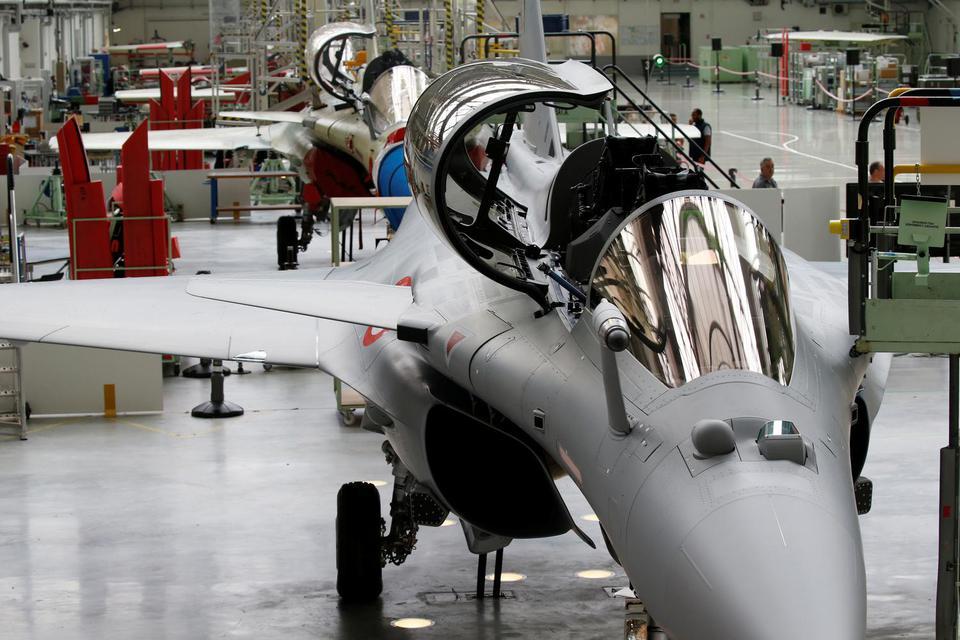 Dassault Rafale, Sukhoi Su-35, Prabowo Subianto, alutsista