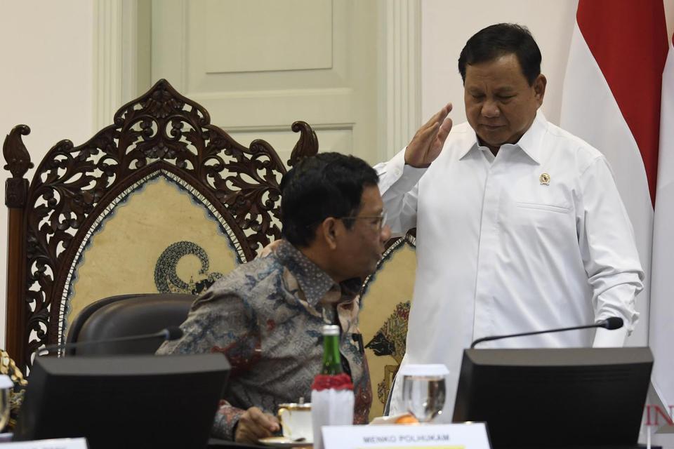 Prabowo, impor alutsista